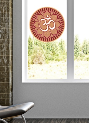 Fenstermandala 38