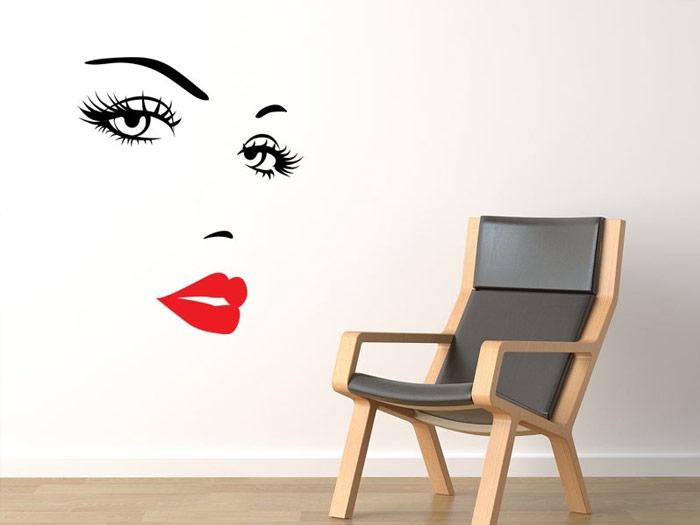 wandtattoos sterreich wandtattoos mit stil wandtattoos und wandspr che selber gestalten. Black Bedroom Furniture Sets. Home Design Ideas
