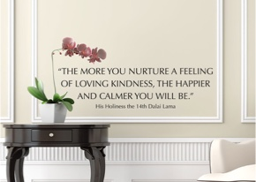 The more you nurture a feeling ...
