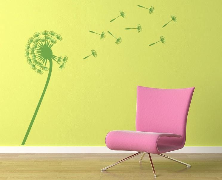wandtattoo shop f r pflanzen. Black Bedroom Furniture Sets. Home Design Ideas