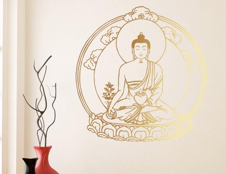 wandtattoo shop indien und spiritualit t mandalas. Black Bedroom Furniture Sets. Home Design Ideas